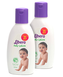 Libero Baby Lotion 100 ML-Pack of 2