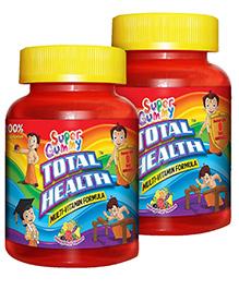 Super Gummy Total Health Multi Vitamin Formula - 30 Pieces