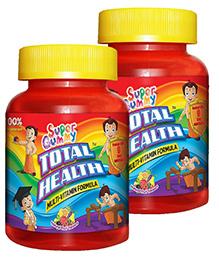 Super Gummy Total Health Multi Vitamin Formula - 90 Pieces