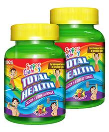 Super Gummy Total Health Calcium Plus Vitamin D3 - 90 pieces
