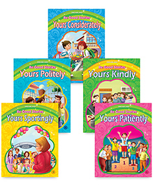 Be Good Stories pack of 5