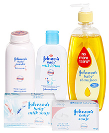 Johnson & Johnson Combo Set (Set of 5)