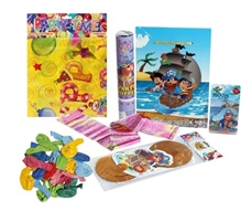 Complete Birthday Kit Combo (Set of 4)