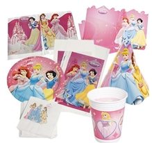 Disney Princess BirthDay Party Kit (Set of 7)