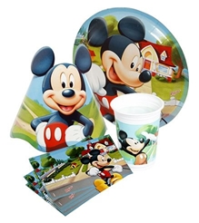 Mickey Mouse And Friends Birth day Kit (Set of 4)