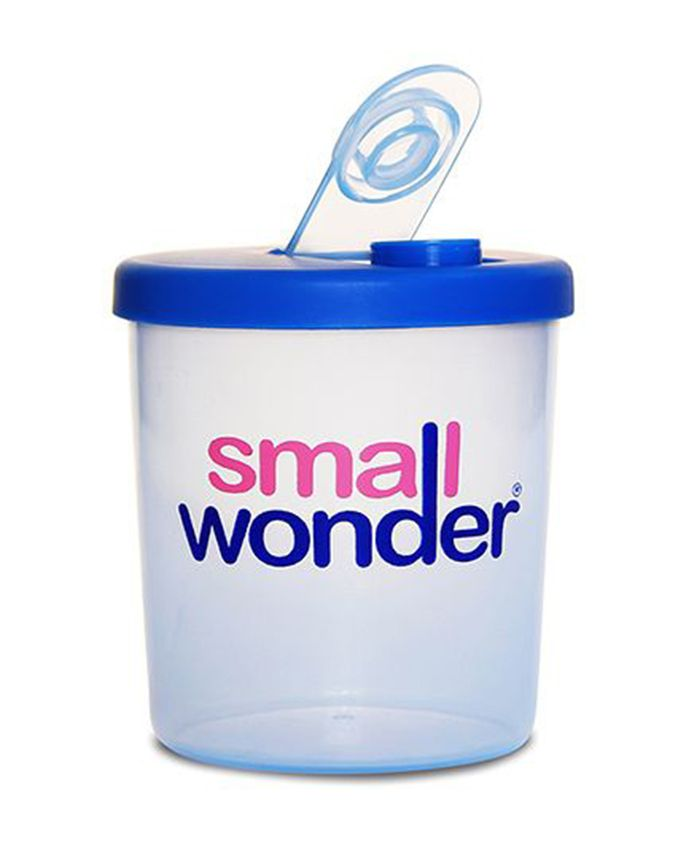 Small Wonder Milk Powder Dispenser - Blue