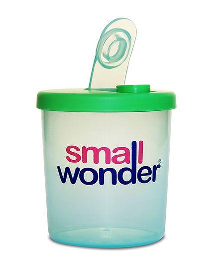 Small Wonder Milk Powder Dispenser - Green