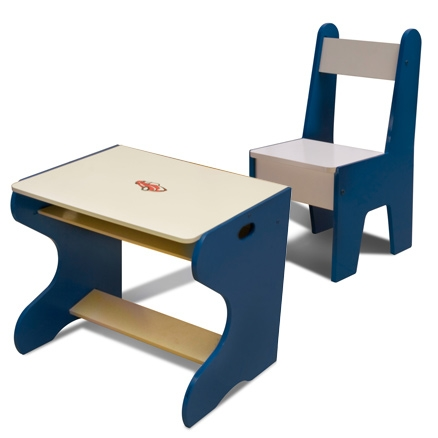 Car study table and chair 2 to 8yrs perfect partner for for Study table for 2 kids