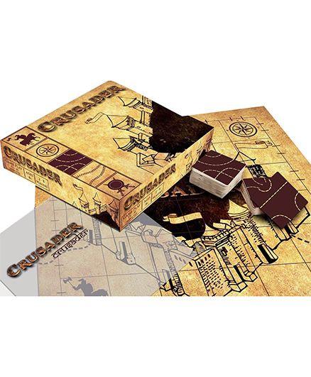 Edu Toys Crusader Board Game - Brown