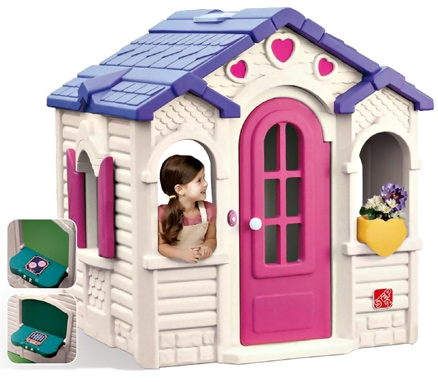 Step2 - Sweetheart Playhouse