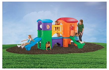 Step2 - Naturally Playful Clubhouse Climber