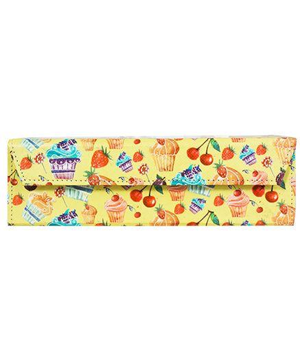 The Crazy Me Cupcake Tissue Box Holder - Muticolour