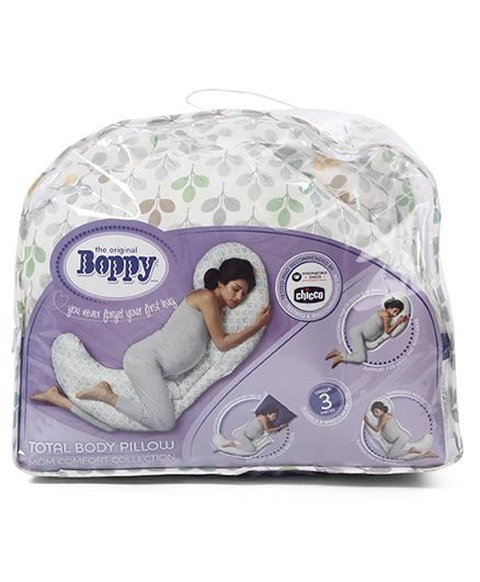 Chicco Boppy Pillow Total Body - White