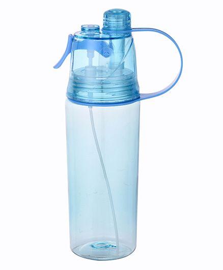 EZ Life Sports Spray Water Bottle - Blue