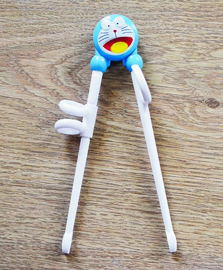 Tipy Tipy Tap Cartoon Shaped Learning Chopsticks - Blue