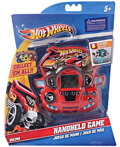 Hot Wheels - Electronic Video Game