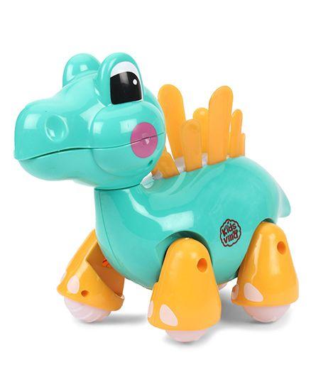 Imagician Playthings Kids Villa Jungle Friend Dinosaur - Green