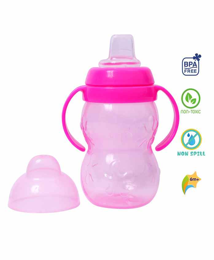 1st Step 2 Handle Cup 250 ml (Color May Vary)