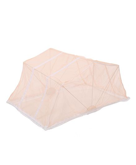 New Natraj Goodnight Mosquito Net - Light Orange