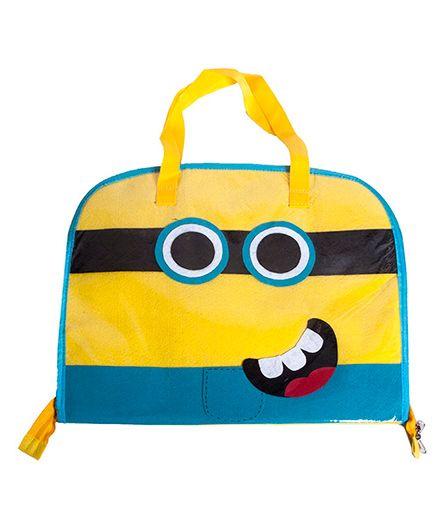 Lill Pumpkins Minion Drawing Bags - Yellow