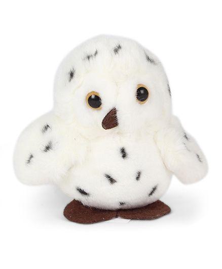 20%off Wild Republic Plush Owl Soft Toy White - 12 cm ef0948223