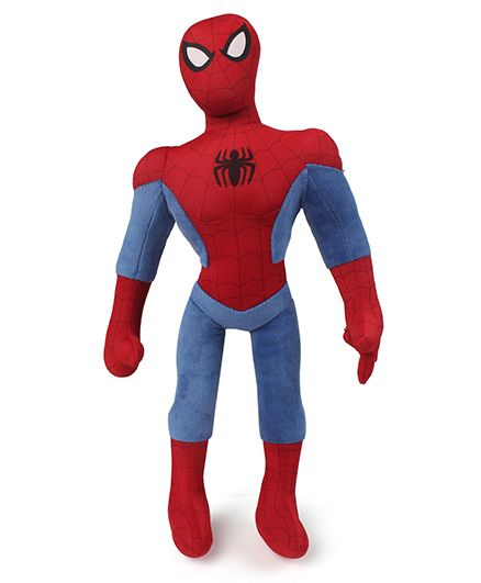 Marvel Amazing Spider Man Soft Toy Blue & Red - 38 cm