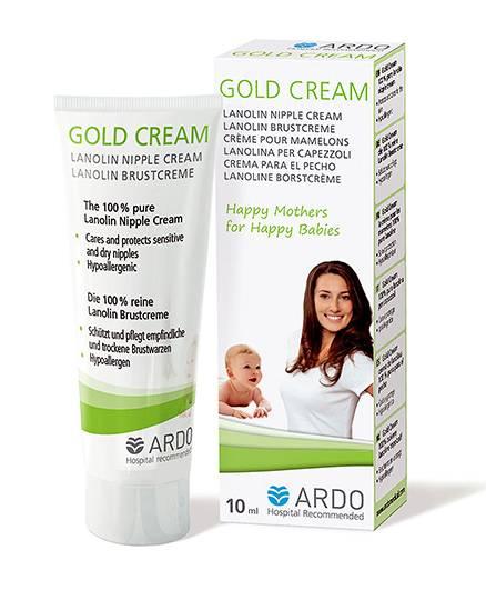Ardo - Gold Breast Cream