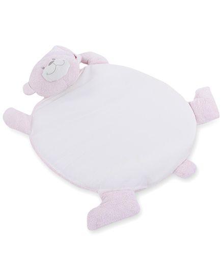 Abracadabra Bear Shape Floor Mattress - Pink