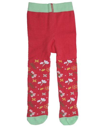 Babyoye Pointelle Stocking - Pink