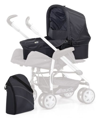 Hauck - Bassinet And Diaper Changing Bag