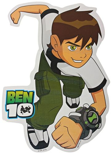 Ben 10 Big Cut Out Wall Sticker