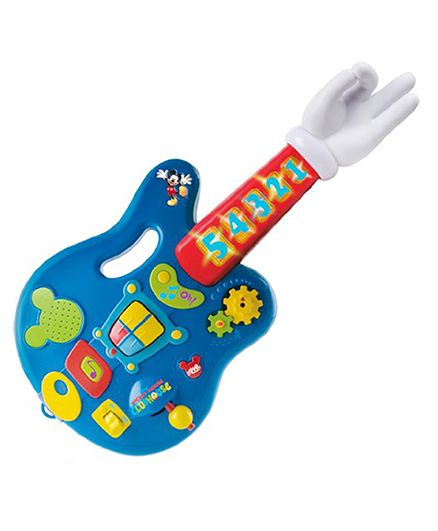 IMC Disney Clubhouse Mickey Guitar - Blue
