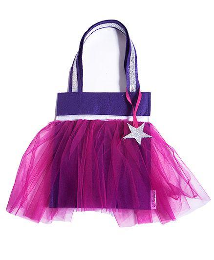 Lill Pumpkins Tutu Bags - Pink & Purple