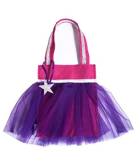Lill Pumpkins Tutu Bags - Purple & Pink
