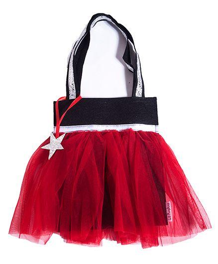Lill Pumpkins tutu Bags - Red & Black