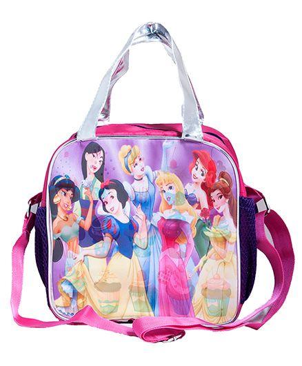 LiLl Pumpkins Princess Tote & Sling Bag - Pink
