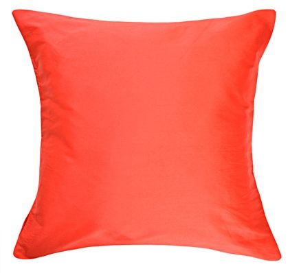 meSleep Cushion Cover - Red