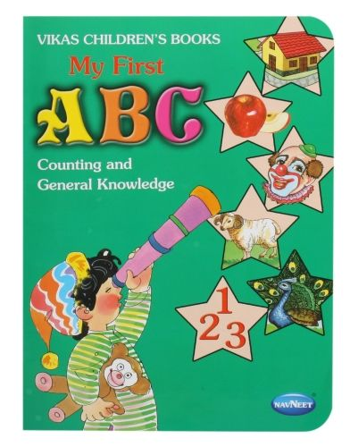 Navneet My First ABC Counting and General Knowledge