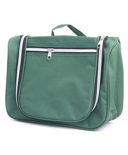 Home Union Multi Utility Toiletry Bag With Handle - Green
