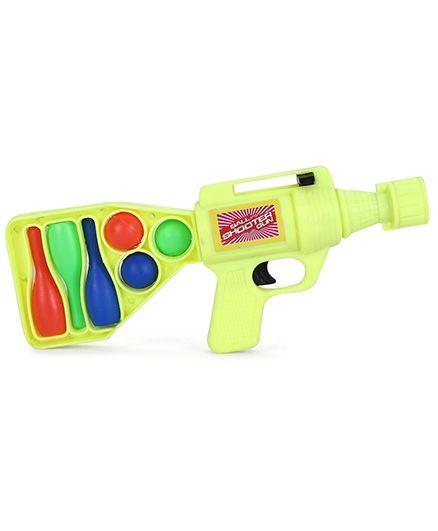 Virgo Toys Ball Shooter Gun - Green
