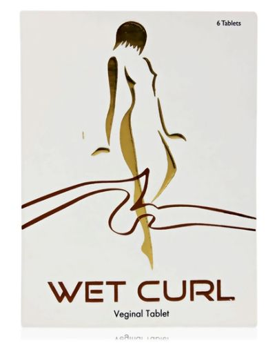 Wet Curl -  Veginal Tablet