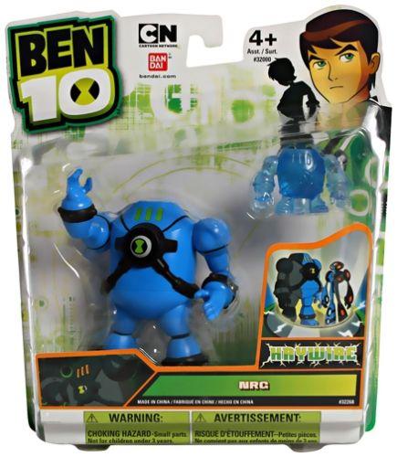 Ben 10 - Haywire NRG With Mini Figure