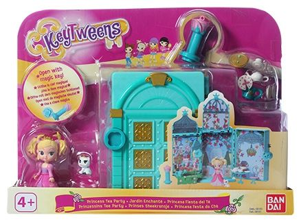 Key Tweens - Princess Tea Party