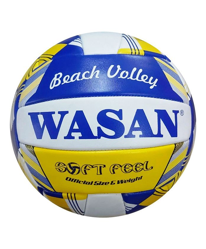Wasan Softfeel Volleyball - Yellow