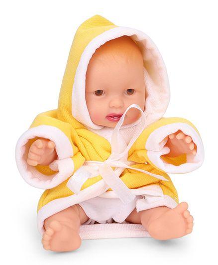 Speedage Sonu Monu Baby Doll - Yellow