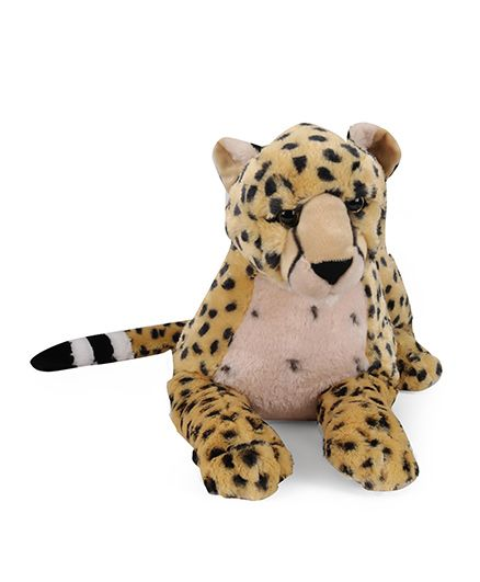 Wild Republic Jumbo Cheetah Light Yellow - 62 cm
