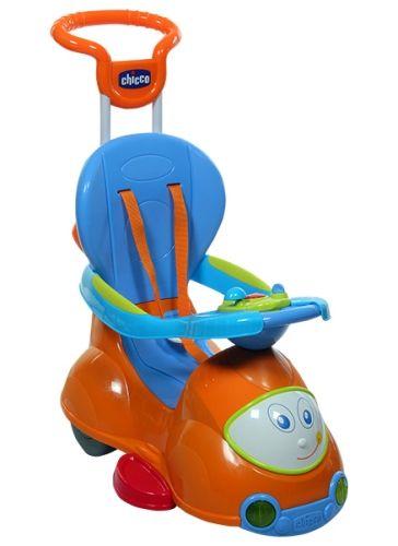 Chicco - Toy Quattro Orange