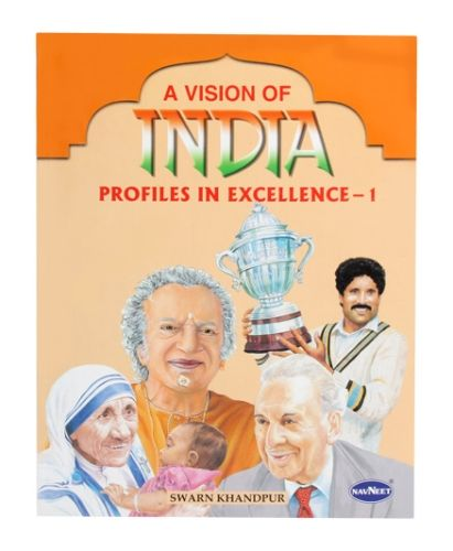 Navneet A Vision Of India Profiles In Excellence - 1