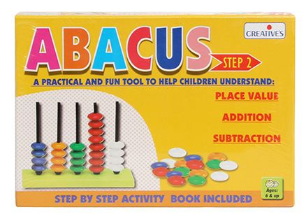 Creatives ABACUS Step 2