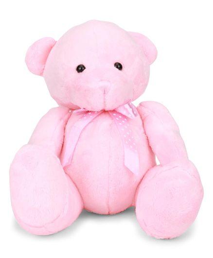 Starwalk Plush Teddy Bear Soft Toy Pink - 25 cm